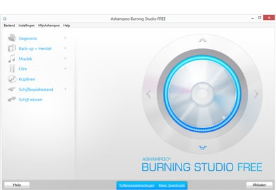 screenshot-Ashampoo Burning Studio-1