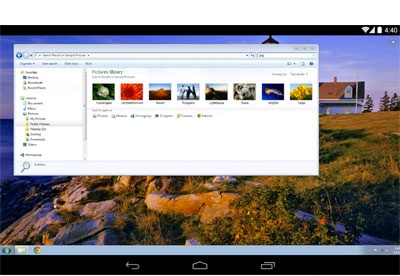 screenshot-Chrome Remote Desktop-1