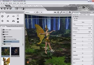 screenshot-Daz Studio-1