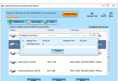 screenshot-EaseUS Data Recovery Wizard-2