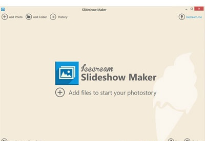 screenshot-Icecream Slideshow Maker-1