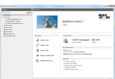 screenshot-MailStore-1