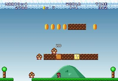 screenshot-Mario Forever-1