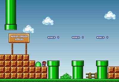 screenshot-Mario Forever-2