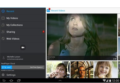 screenshot-RealPlayer Cloud-1