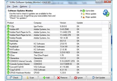 screenshot-SUMo Software Update Monitor-1