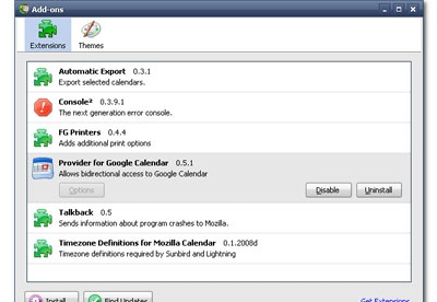 screenshot-Sunbird-2