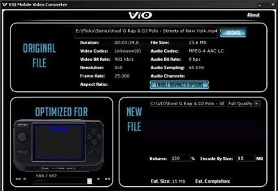 screenshot-ViO Mobile Video Converter-1