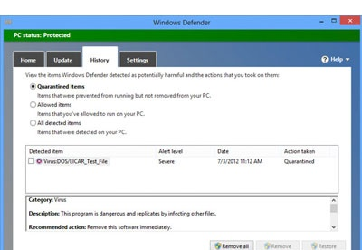 screenshot-Windows Defender-2