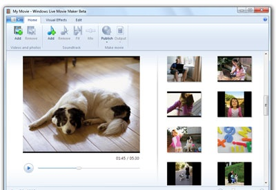 screenshot-Windows Movie Maker-1