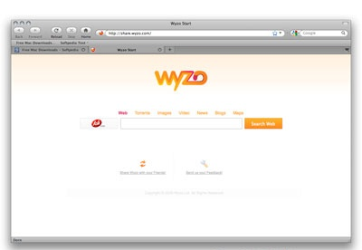 screenshot-Wyzo-1