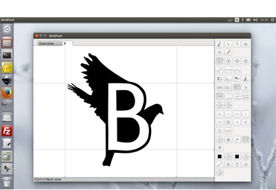 screenshot-BirdFont-2