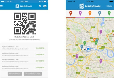 screenshot-Blockchain for the iPhone-2