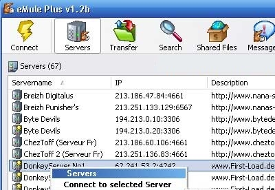 screenshot-eMule Plus-2
