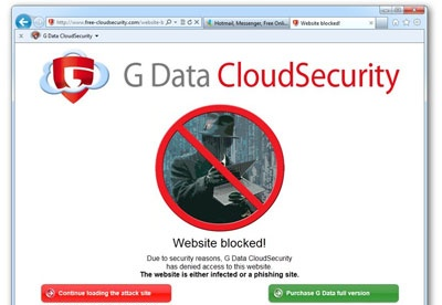 screenshot-G Data CloudSecurity-1