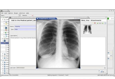 screenshot-GNU Health-2