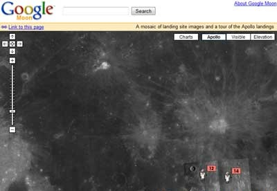 screenshot-Google Moon-1