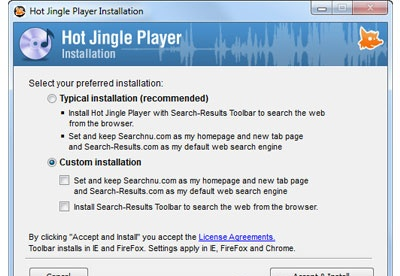 screenshot-Hot Jingle Player-1