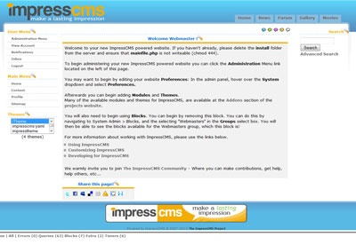 screenshot-ImpressCMS-1
