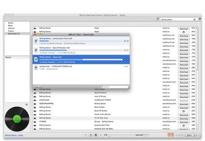 screenshot-Music Download Center-1