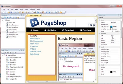 screenshot-PageShop-1