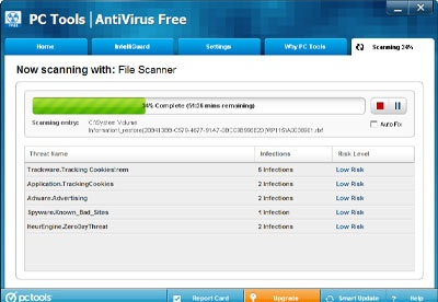 screenshot-PC Tools AntiVirus-2