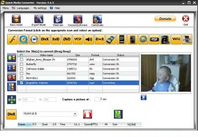 screenshot-Quick Media Converter-1