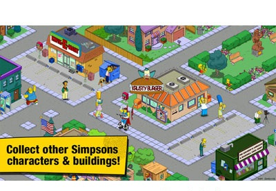 screenshot-The Simpsons Tapped Out-2