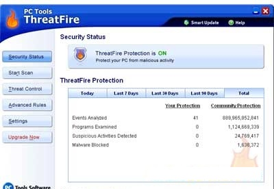 screenshot-ThreatFire AntiVirus-1