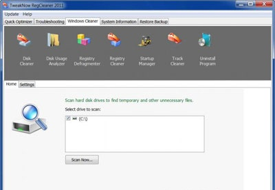 screenshot-TweakNow RegCleaner-2