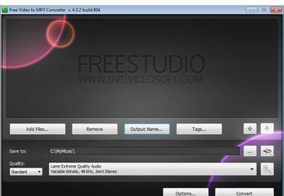 screenshot-Video to MP3 converter-1