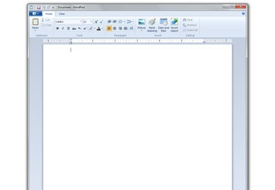 screenshot-WordPad-1