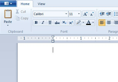 screenshot-WordPad-2