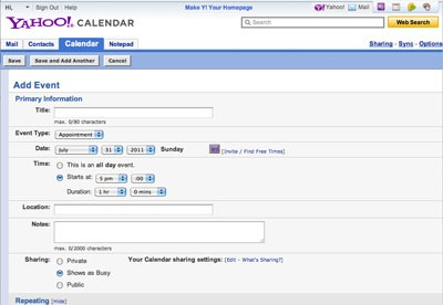 screenshot-Yahoo! Calendar-2