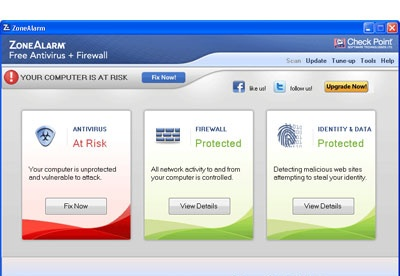screenshot-ZoneAlarm Free Antivirus + Firewall-1